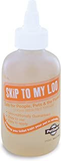 PetSafe Skip to My Loo Attractant, Potty Train Dogs to Use Pee Pads and Alternative Dog Potty Solutions