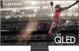 Samsung QN65Q90RAFXZA Flat 65-Inch QLED 4K Q90 Series Ultra HD Smart TV with HDR and Alexa Compatibility (2019 Model)