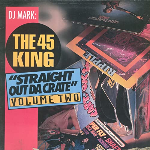 Straight out da Crate, Vol  2 by DJ Mark: The 45 King on Amazon