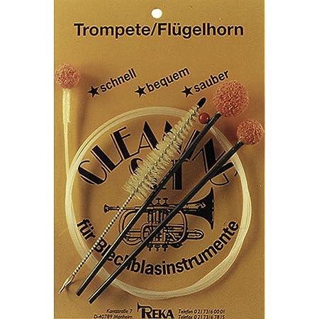Komplettes Cleaning Set zur Pflege und Reinigung von Trompete Cornet Flügelhorn