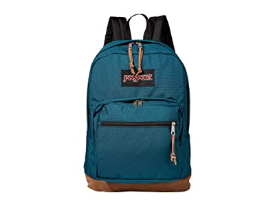 JanSport Right Pack (Mystic Pine) Bags