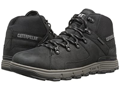 Caterpillar Casual Stiction Hiker Waterproof Ice+ (Black) Men