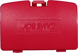 eJiasu Battery Cover for Gameboy Color (1PC-Red)