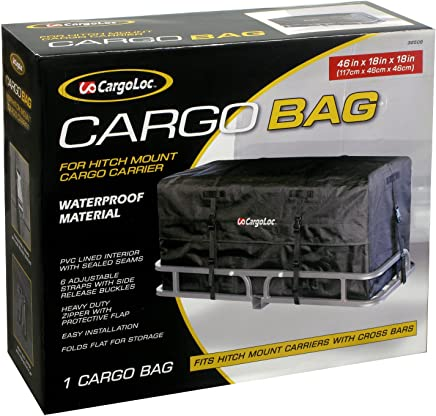 featured product CargoLoc CargoLoc 46 x 18 x 18 Cargo Bag for Hitch Mounts - Waterproof