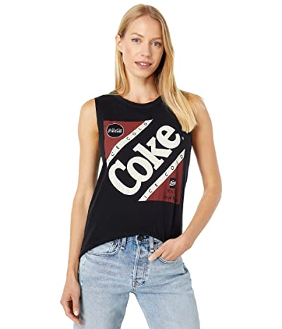 Chaser Ice Cold Coca-Cola(r) Cloud Jersey Muscle Tank