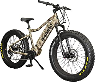 electric hunting bicycle