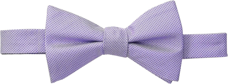 Ben Sherman Men's Core Solid 100% Silk Skinny Bow Tie