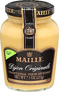 MAILLE Natural Dijon Mustard, 7.5 OZ