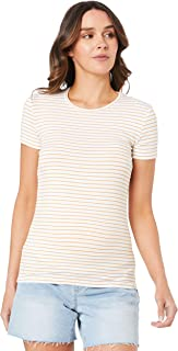 Ripe Maternity Women's Short Sleeve Round About Tee