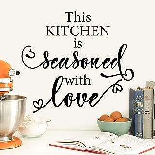Best kitchen lettering decor Reviews
