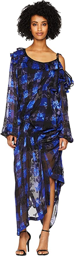 Carmen Dress w/ Slip