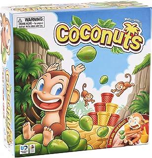 نارگیل: بازی برنده جایزه میمون ها ، فنجان ها و خنده ها