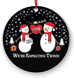 Best twin pregnancy ornament Reviews