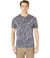Etro - Regular Fit Tribal Paisley T-Shirt