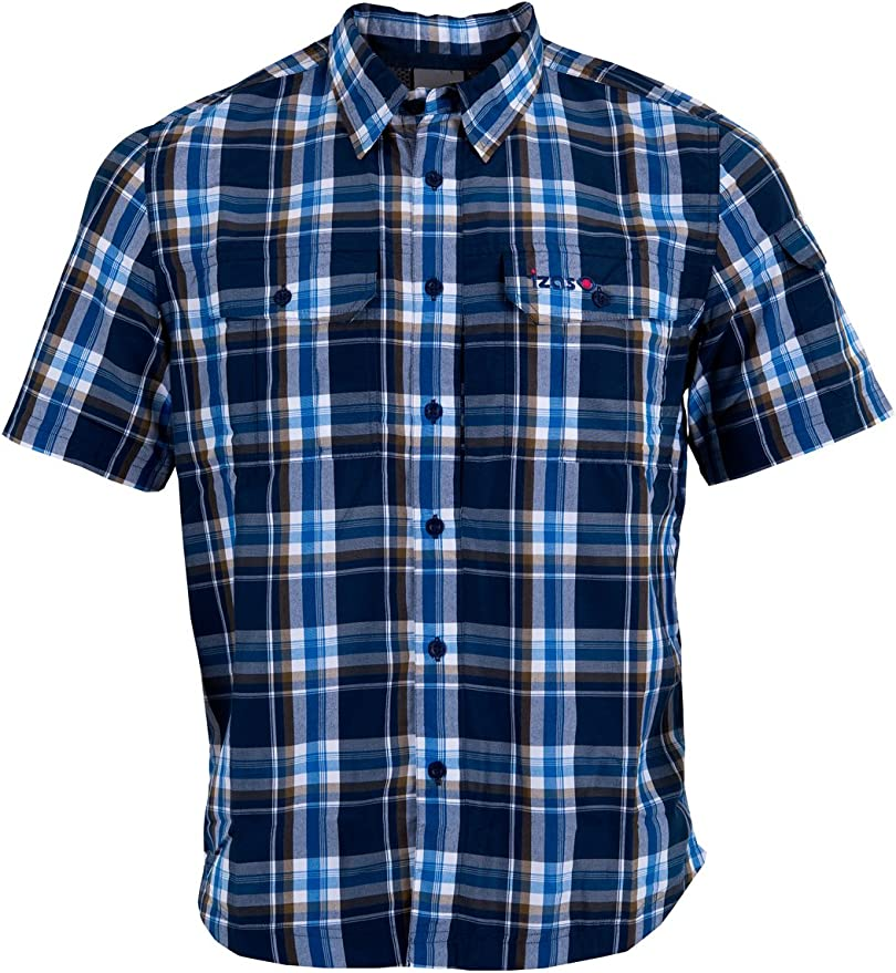 Izas Elam Camisa De Trekking, Hombre