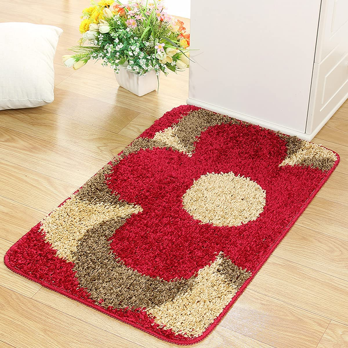 Selling and selling jia cool Bathroom Carpet Non-Slip Bath 23.6X 35.4 mat Absorbe Regular store