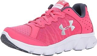 Under Armour 女童 Grade School Micro G Assert 6 跑步鞋