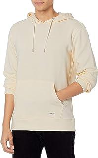 Quiksilver Men's Essentials Terry Pullover Hooded Sweatshirt