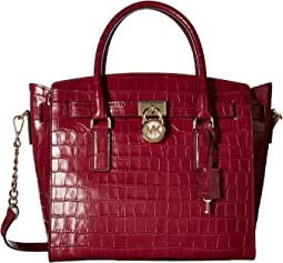 MICHAEL Michael Kors - Hamilton Large East/West Satchel