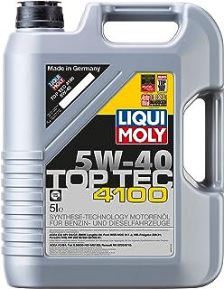 Liqui Moly P000322 Toptech Motoröl,  5L