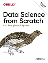 Data Science from Scratch: First Principles with Python PDF