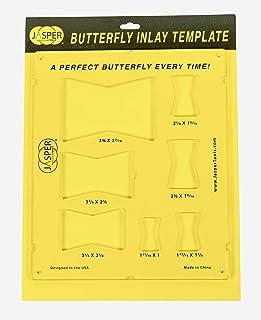 Jasper Tools M 100 model 100 Butterfly Template