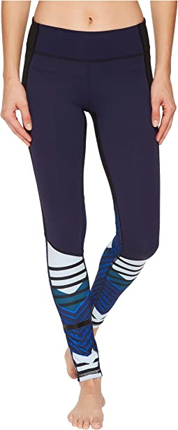 Under Armour - Mirror Printed Leggings