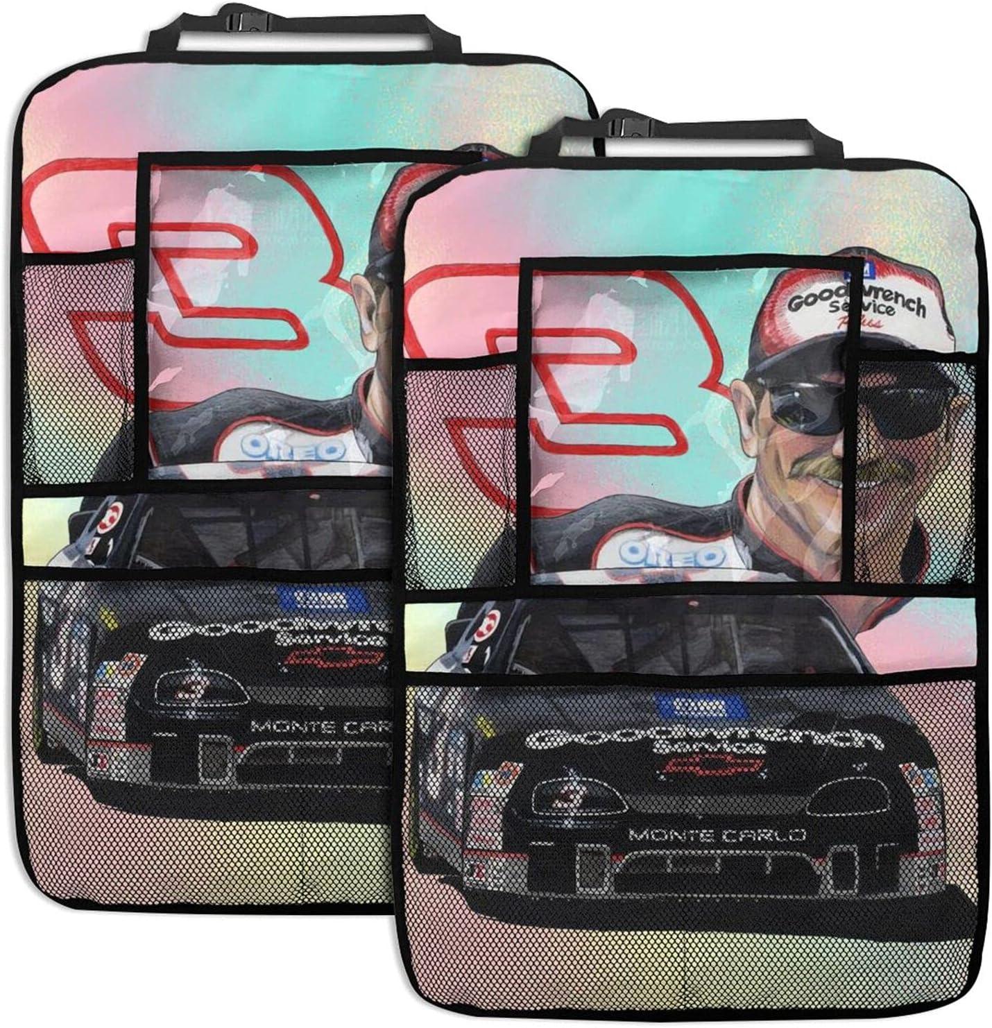 Dale Earn+Hardt Great interest Sr Fashion Max 66% OFF Car Organizer Protector Backseat Seat