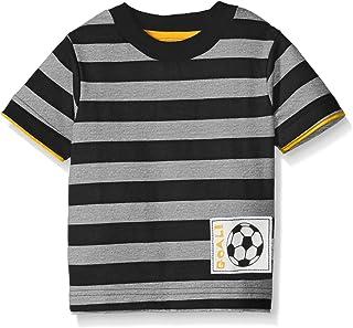 Graduates Baby Boys' Striped Short Sleeve T-Shirt