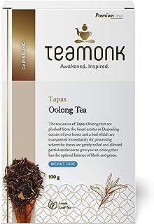 Teamonk Tapas Imperial Himalayan Oolong Tea Loose Leaf (50 Cups)   100% Natural Tea   Oolong Tea Leaves for...
