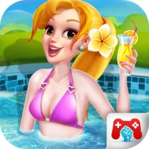 Pool Party Spa Makeover