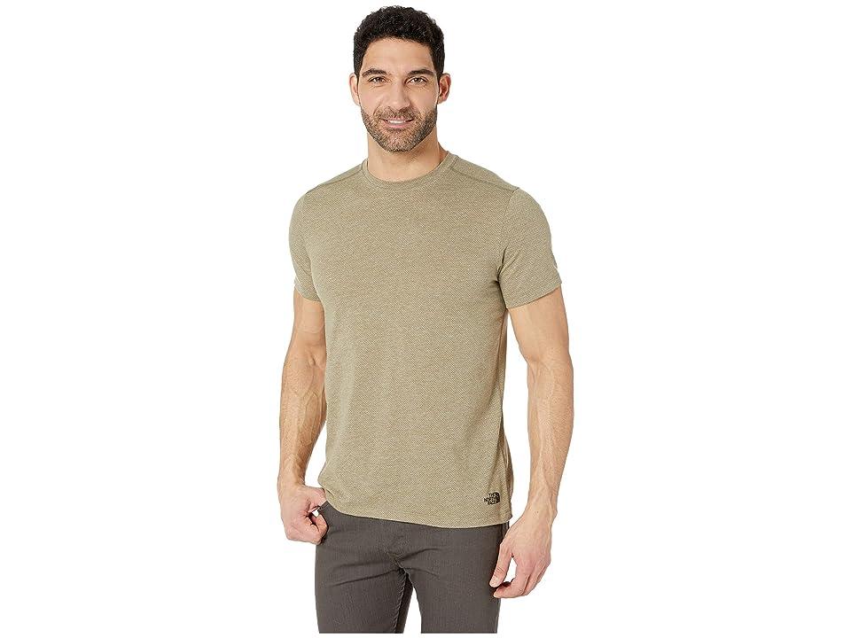 The North Face Day Three T-Shirt (Beech Green Heather) Men