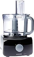 Kenwood | Multipro Home Food Processor 1000W | FDP6462BK | Kitchen 1.5L Blender, 3L Mixing & Chopping Bowl | Black
