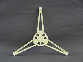 5304467717 Microwave Turntable Tray Support Genuine Original Equipment Manufacturer (OEM) Part