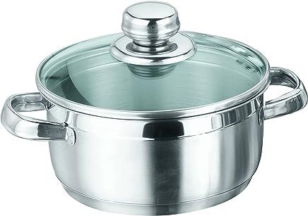 Vinod Cookware Breman Sauce Pot, 1 litres