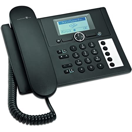 Deutsche Telekom Concept Pa415 Telefon Schwarz Elektronik
