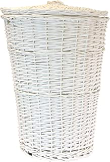 Redmon Willow Hamper (White)