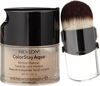 Revlon ColorStay Aqua Mineral Makeup, Medium Deep, 0.35 Ounce