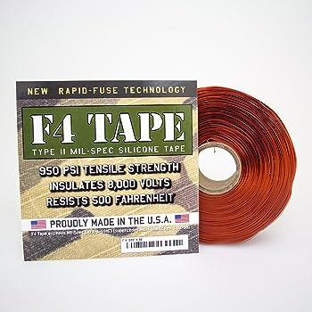 US Militray Grade Quik Tape Ideal For Repairing Car Radiator Hoses Splits Cracks