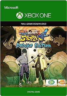 Naruto Ultimate Ninja Storm 4 - Deluxe Edition - Xbox One Digital Code
