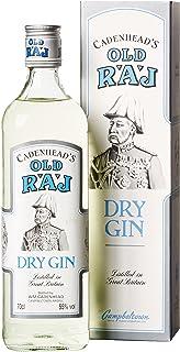 """Cadenhead""""s Old Raj Dry Gin mit Geschenkverpackung 1 x 0.7 l"""