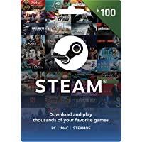 Deal for $100 Steam Gift Card for 84.99