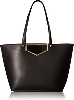 Calvin Klein Novelty Cut Out Hardware Tote