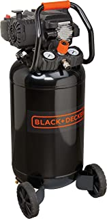 Black & Decker BD 227/50V NK 10 Bar Compressor, 2 HP Motor, 50 L Tank, 220 l/min Air Flow, Vertical