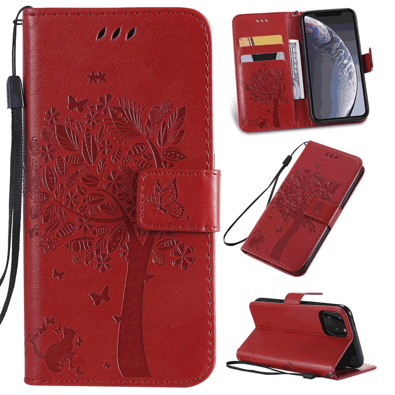 Gray Wallet Cover for Samsung Galaxy S10e Leather Flip Case Fit for Samsung Galaxy S10e