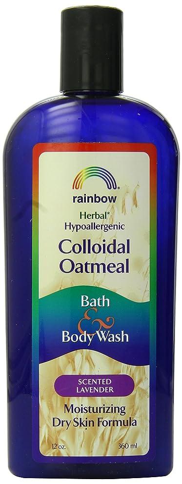 ビスケットギャラリー切る海外直送肘 Body Wash Lavender Colloidal Oatmeal, Lavender 12 Oz