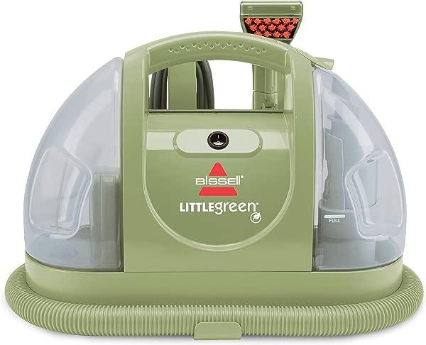 Bissell 多用途便携式地毯和室内装潢清洁剂 1400B
