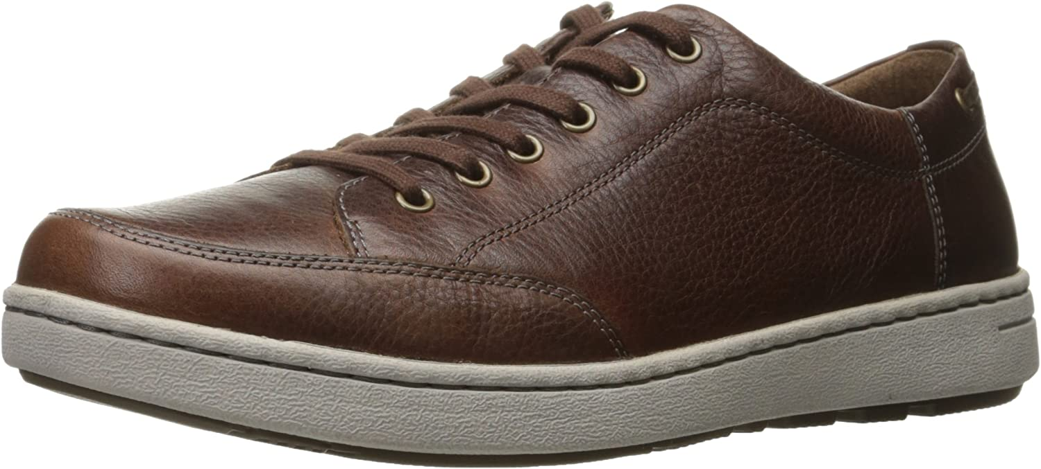 Dansko Men's Vaughn Fashion Sneaker, Sneaker, Sneaker, Brown Tumbled Pull Up, 45 EU/11.5-12 M US B01N9NZHAY  259499