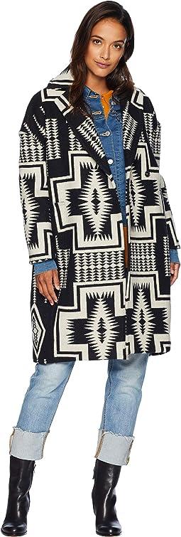 Harding Cocoon Coat