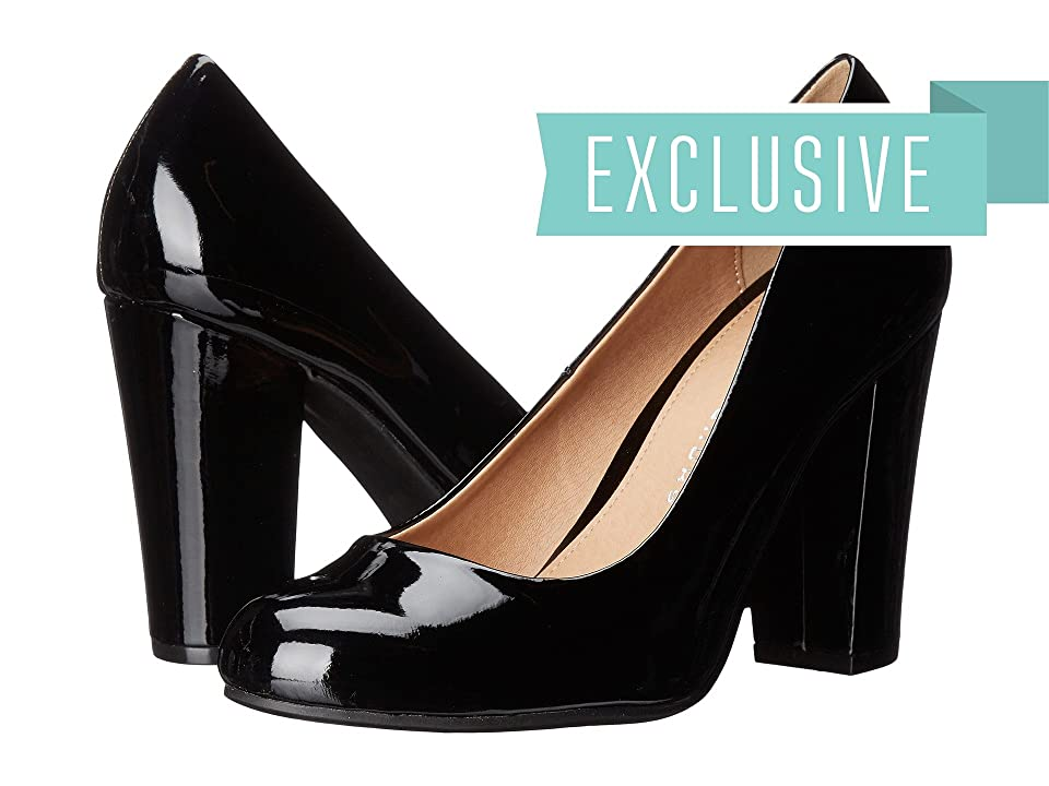 Chinese Laundry Exclusive Z-Happy Hour (Black 3) High Heels